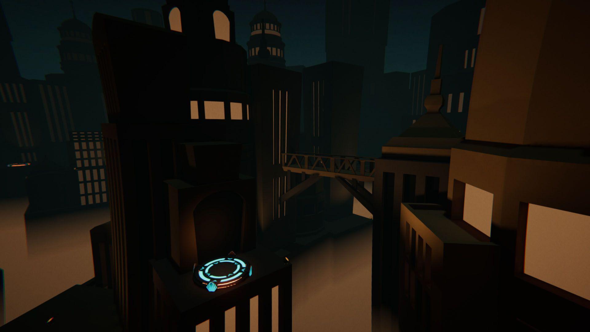 Deliverone Alley with Platform